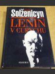 Lenin v Curychu - náhled