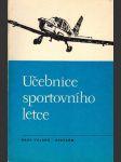 Učebnice sportovního letce - náhled