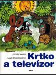 Krtko a televízor - náhled