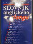 Slovník anglického slangu - náhled