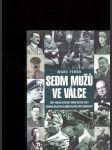 Sedm mužů ve válce 1918-1945 - náhled