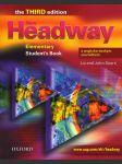 New headway the third edition - elementary student´s book s anglicko-českým sl - náhled