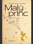 Malý princ - Četba pro žáky zákl. škol - Pro čtenáře od 7 let - náhled