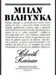 Člověk Kainar - náhled