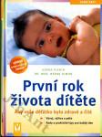První rok života dítěte - aby vaše děťátko bylo zdravé a čilé - náhled