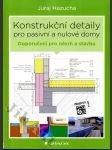 Konstrukční detaily pro pasivní a nulové domy - náhled