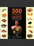 500 paleo receptů - náhled