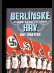 Berlínské hry - náhled