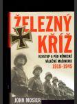 Železný kříž: Vzestup a pád německé válečné mašinerie 1918 - 1945 - náhled