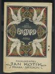 Bastard - román z českého Pošumaví - náhled
