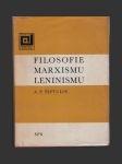 Filosofie marxismu-leninismu - náhled