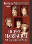 Dcery habsburků na cizích trůnech - náhled