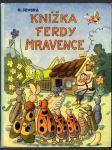 Knížka Ferdy Mravence - náhled