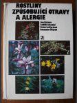 Rostliny způsobující otravy a alergie - náhled