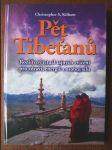 Pět Tibeťanů - rozšířený rituál tajných cvičení pro zdraví, energii a osobní sílu - náhled