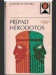 Případa Herodotos - J. Šonka - náhled