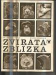 Zvířata zblízka - procházka pražskou zoologickou zahradou - pro čtenáře od 9 let - náhled