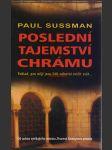 Paul sussman - náhled