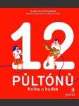 12 půltónů kniha o hudbě - náhled