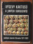 Výsevy kaktusů a jiných sukulentů - Jubilejní sborník Klubu kaktusářů, Chrudim 1971-1981 - náhled