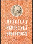 Muzeálna slovenská spoločnosť a jej miesto v národnej kultúre - náhled