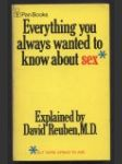 Everything You Always Wanted To Know About Sex (v angličtině) - náhled