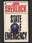 State of Emergency (v angličtině) - náhled