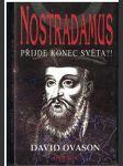 Nostradamus - David Ovason - náhled
