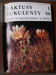Kaktusy a sukulenty, ročník 7 a 8 - náhled