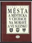 Města a městečka v Čechách, Na Moravě a ve Slezsku 5 (Par-Pra) - Karel Kuča - náhled