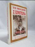 To nejlepší z Einsteina: Myšlenky a citáty slavného houslisty a fyzika - náhled