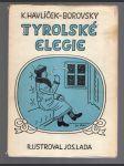 Tyrolské elegie - náhled
