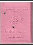 Řidičský průkaz 1977  - náhled