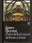 Zvěrolékař mezi nebem a zemí - J. Herriot - náhled