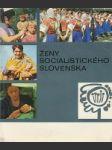 Ženy socialistického Slovenska - náhled