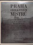 Praha objektivem mistrů - náhled