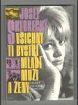 Všichni ti bystří mladí muži a ženy - osobní historie českého filmu - náhled