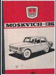 Moskvich - 1360 (Moskvič 1360) - katalog dílů - náhled