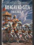 Bhagavad - Gíta táká, aká je - náhled