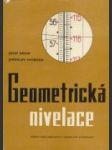 Geometrická nivelace - náhled