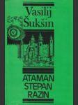 Ataman Stepan Razin - náhled