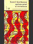 Spisovatel a revoluce - náhled
