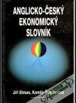 Anglicko - český ekonomický slovník A-L, M-Z - náhled