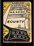 Vzpoura na lodi Bounty - náhled