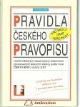 Pravidla českého pravopisu - náhled