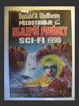 Nejlepší povídky sci-fi 1990 - náhled