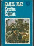 Kapitán Kajman - náhled