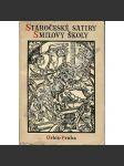 Staročeské satiry Smilovy školy - náhled