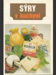 Sýry v kuchyni - náhled
