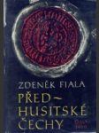 Předhusitské Čechy 1310-1419 - náhled